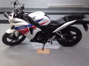 2013 CBR250R ABS Special Edition - Reduced for quick sale