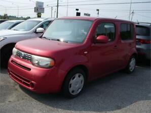 2009 Nissan cube 1,8 S