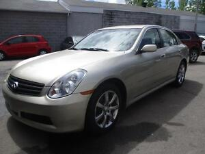 2005 INFINITI Berline G35 Luxury