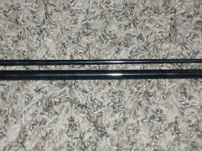 Rod Building Wrapping 2Pc 56  Ul Rod Blank Fishing Gloss Black Color