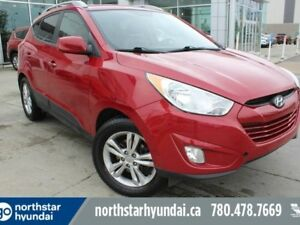 2010 Hyundai Tucson GLS AWD/LEATHER/HEATEDSEATS/FOGLIGHTS
