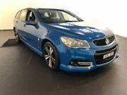 2014 Holden Commodore VF SV6 Storm Blue 6 Speed Automatic Sportswagon Clemton Park Canterbury Area Preview