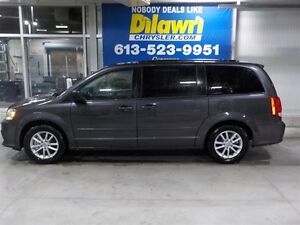 2016 Dodge Grand Caravan SXT PLUS WITH TRAILER TOW