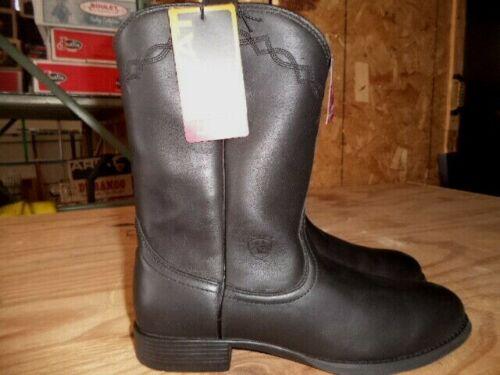Ariat Womens Heritage Roper Boot
