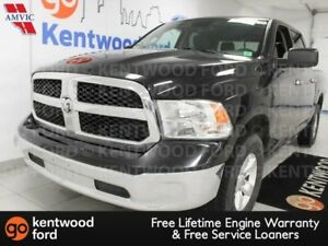 2016 Ram 1500 SLT Crew cab. Black on grey. Have it your way