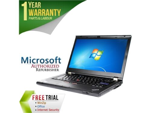 "Lenovo T420 14.0"" Laptop Intel Core i5 2nd Gen 2520M (2.50 GHz) 8 GB Memory"