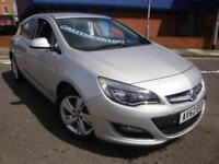 62 VAUXHALL ASTRA 2.0CDTi 16v ( 165ps ) AUTO 5 DOOR SRi UPGRADE TOUCH SCREEN