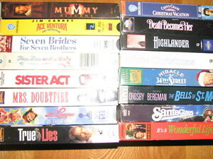 Over 100 vhs tapes, disney, John Wayne etc. Cambridge Kitchener Area image 4