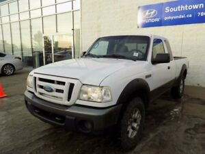 2009 Ford Ranger 4X4/LEATHER/AGGRESSIVE TIRES