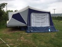 Camplet concorde trailer tent 2010