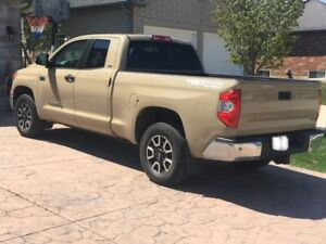 Lease Takeover - 2017 Toyota Tundra DBL CAB SR 5.7 L