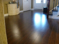 Hardwood & Laminate Floor Installations