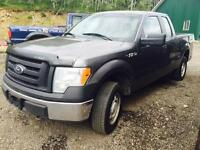 2012 FORD F-150 FX4 SUPER CAB 6.5FT BED 4WD