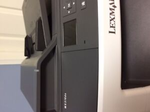 LEXMARK PRINTER MX310dn AND MONITOR, 2 KEYBOARDS