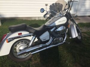 2013 Honda shadow aero  only 250 original km