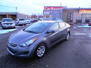 2012 HYUNDAI ELANTRA BLUETOOTH AUTO 4 CYL EASY FINANCING