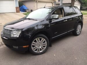 2010 Lincoln MKX AWD nicer than a Ford Edge