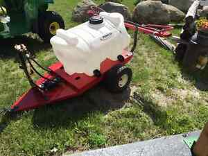FIMCO SPREADER - TRAILER - TRAIL BEHIND - COTTER PIN