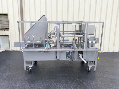 Wepackit MPE-300 Automatic Hot Glue Case Erector, Bottom Sealer, See Video