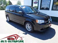 2014 Dodge Grand Caravan SXT w/ DVD only $172 bi-weekly all in!