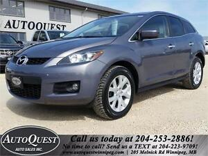 2008 Mazda CX-7 GT - AWD, 2.3L Turbo, Sunroof, Leather & More!