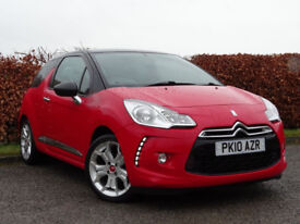 CITROEN DS3 1.6 DSTYLE HDI 3d (red) 2010