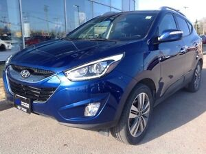 2015 Hyundai Tucson Limited AWD Leather Sunroof No Accidents