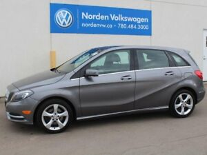 2014 Mercedes-Benz B-Class FULLY LOADED - SUPER LOW KM'S