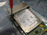HP Designjet 500ps 800 / PS /855 hard drive C7769-69300 C7779-69272