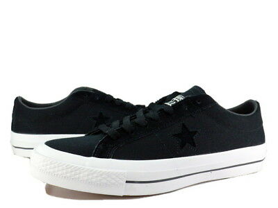Converse One Star Canvas Low Top Oxford SHOES SIZE MENS 11 NEW 153710C