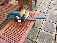 Electric bosch hedge trimmer
