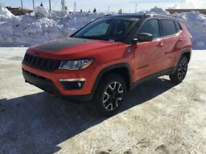 2019 Jeep Compass 4X4 TRAILHAWK           LEATHER INTERIOR  TOUC