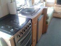 Lunar Zenith Five 2005 5 berth touring caravan