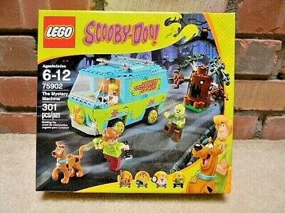 Lego Scooby-Doo The Mystery Machine 75902 - factory sealed, US seller fast ship!