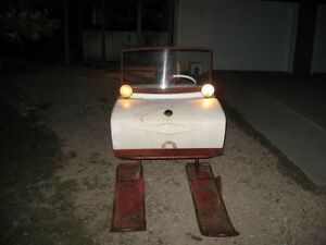Looking. For autobogan snotraveler tin cab. Ski doo or parts ect Regina Regina Area image 3