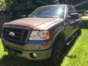 2006 F-150 FOR SALE - 192,129 kms