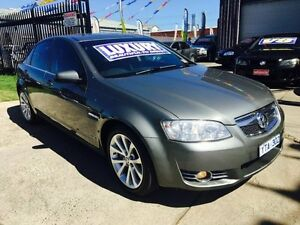 2012 Holden Commodore VE II MY12 Equipe 6 Speed Automatic Sedan Brooklyn Brimbank Area Preview