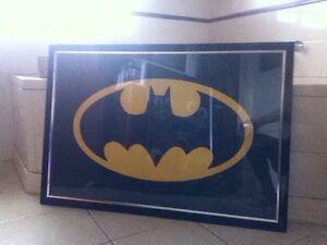 BATMAN framed pic Ballarat Central Ballarat City Preview