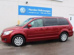2012 Volkswagen Routan Highline