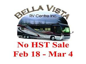 NO HST SALE - Feb 18 - March 4, 2017