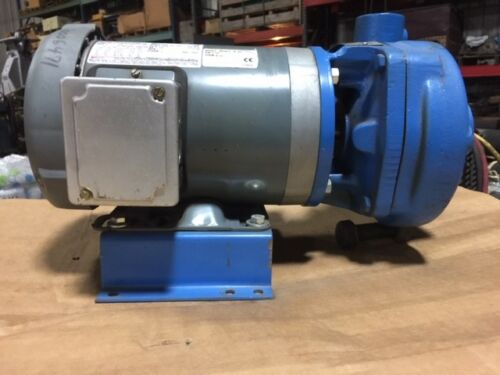 Flowserve 2 HP Electrical Pump 1.5x1.25x5""