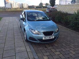 Seat Ibiza 1.2 petrol 2010 long mot 44k miles £2450