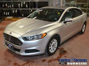 2015 Ford Fusion S $111 Bi-Weekly OAC