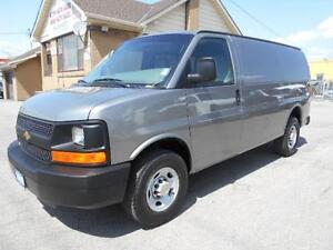 2009 CHEVROLET Express 2500HD Cargo Loaded ONLY 131,000KMs