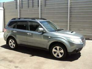 2010 Subaru Forester MY10 2.0D Premium Green 6 Speed Manual Wagon Edwardstown Marion Area Preview