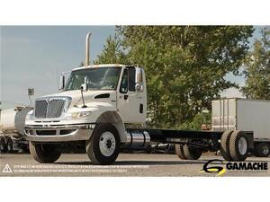 2012 INTERNATIONAL 4300 CAB & CHASSIS À VENDRE / TRUCK FOR SALE