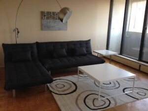 Beautiful & Bright 1 Bedroom - Last one left !