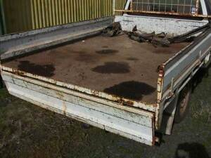 Ford Courier Steel Tray Body Huntly Bendigo Surrounds Preview