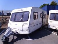 2005 Series 5 Bailey Pageant Auvergne 5 Berth Touring Caravan.