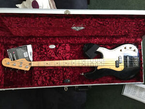 Fender P-bass Dlx 60th Anniv - trade for US/Jap p-bass